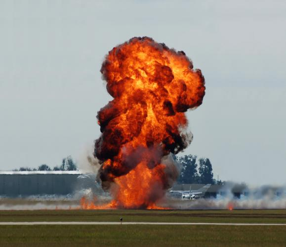 Image of Explosion