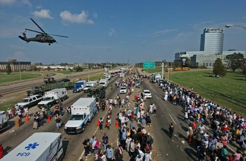 Image of Hospital Evacuation