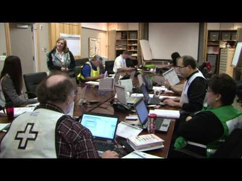 Disaster Response Using HICS: An Introduction for Physicians (video)